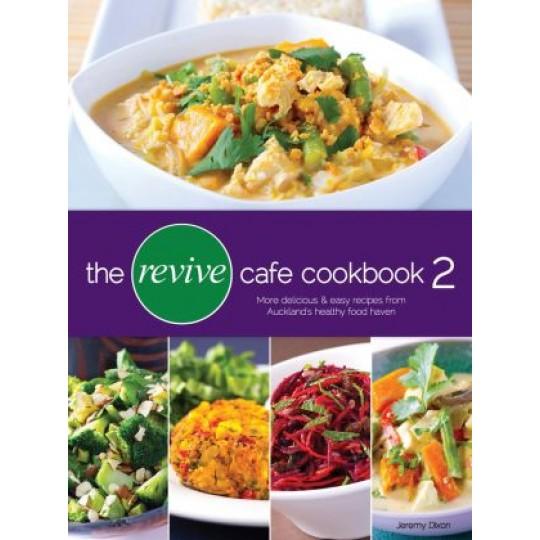 Revive Cafe Cookbook #2