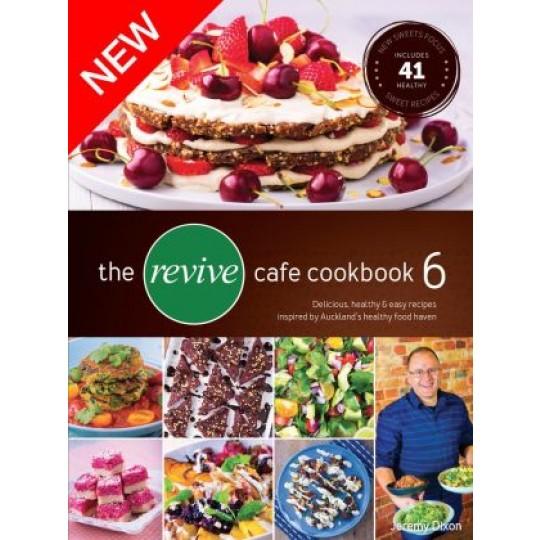 Revive Cafe Cookbook #6