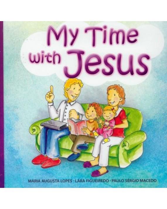 My Time with Jesus - Preschool Devotional