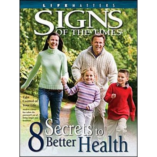 8 Secrets to Better Health - Signs Special