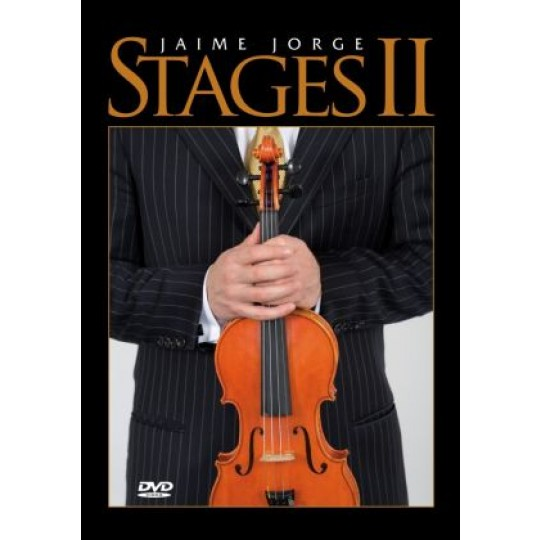 Stages II DVD