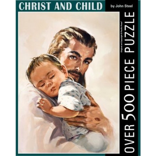 Christ and Child - 513 Piece Jigsaw Puzzle