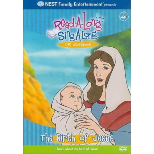 The Birth Of Jesus: Read-a-long Sing-a-long DVD