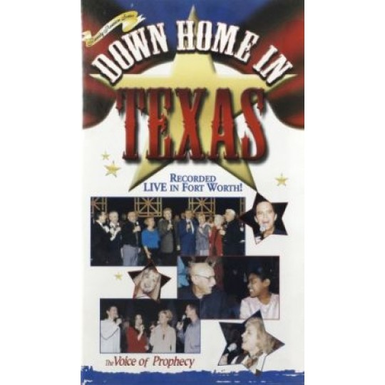 Down Home in Texas - Family Reunion Series DVD