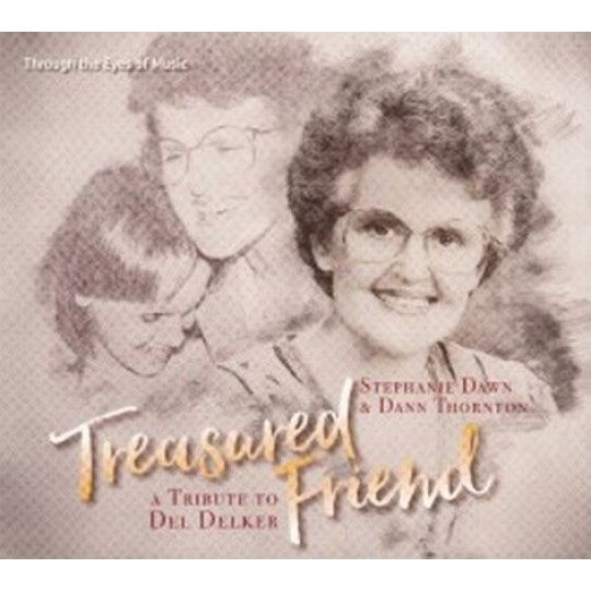 Treasured Friend: A Tribute to Del Delker CD