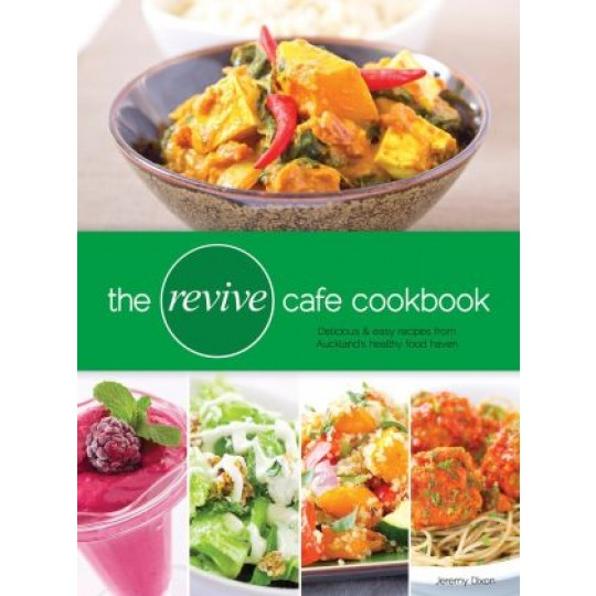 Revive Cafe Cookbook #1