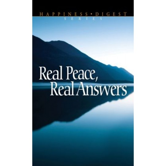 Real Peace, Real Answers ASI