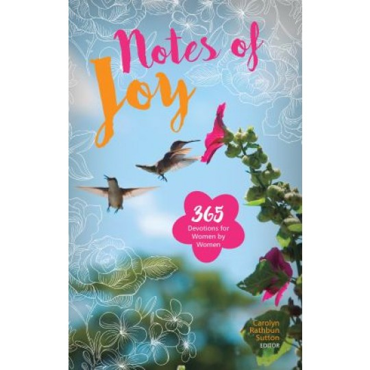 Notes of Joy (2018 Women's Devotional)