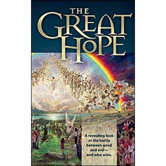 The Great Hope (Second coming cover)