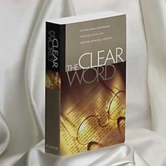 The Clear Word - Paperback