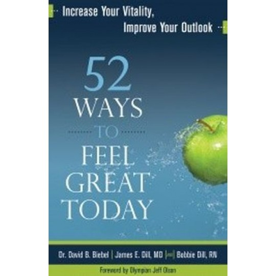 52 Ways to Feel Great Today