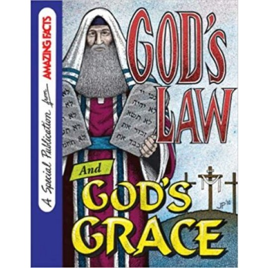 God's Law and God's Grace (comic)