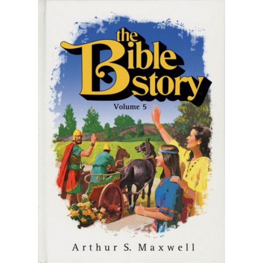 The Bible Story Vol.5