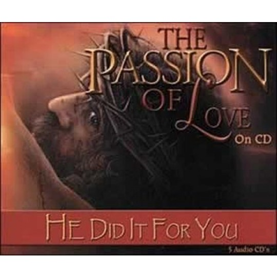 The Passion of Love on CD