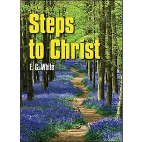 Steps to Christ Color