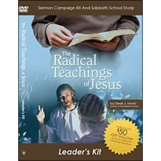 The Radical Teachings of Jesus Leader's Kit