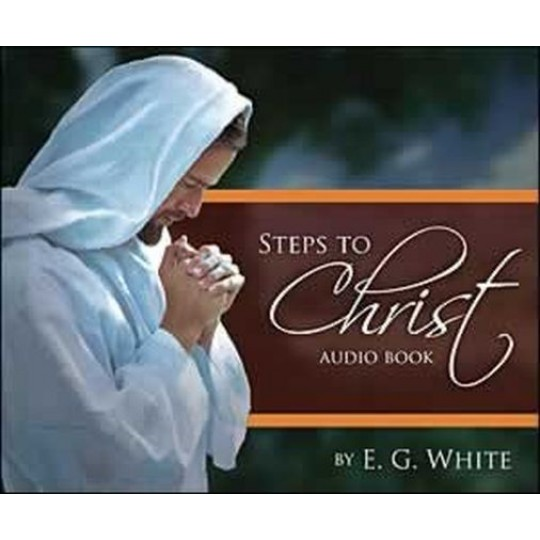 Steps to Christ Audio  MP3
