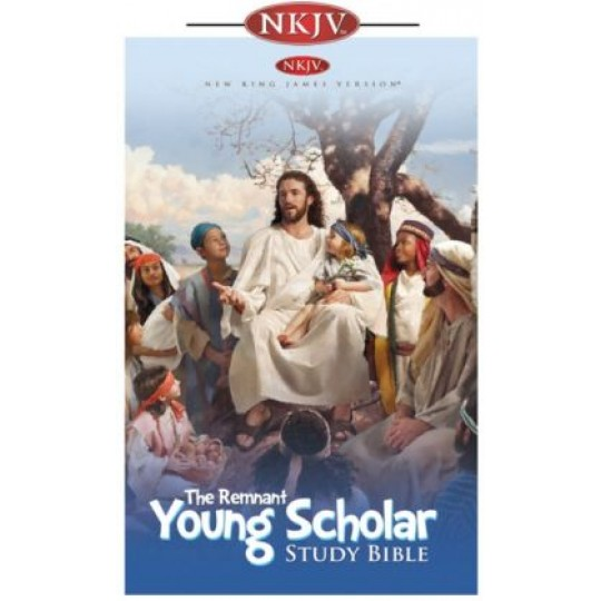 Young Scholar Study Bible (NKJV) Hardcover