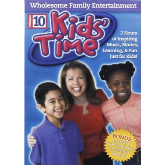 Kids' Time Volume 10 DVD