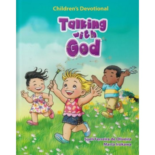 Talking with God - 2018 Primary Devotional