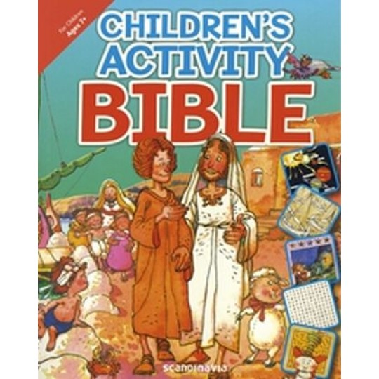 Children's Activity Bible for ages 7-11