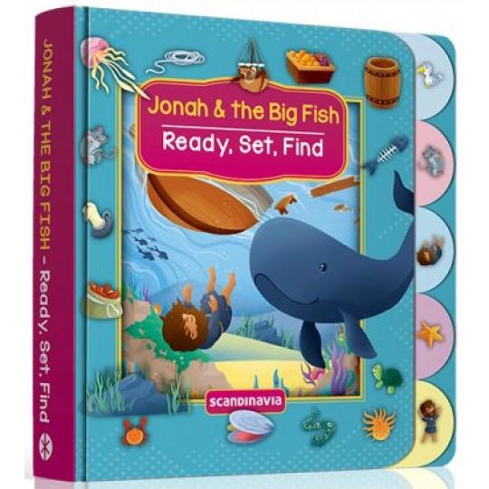 Jonah & the Big Fish (Ready, Set, Find Series)