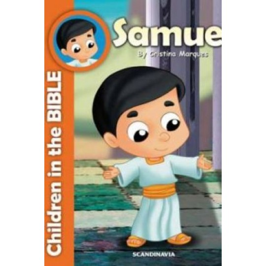Samuel - Devotion (Children In The Bible Series)
