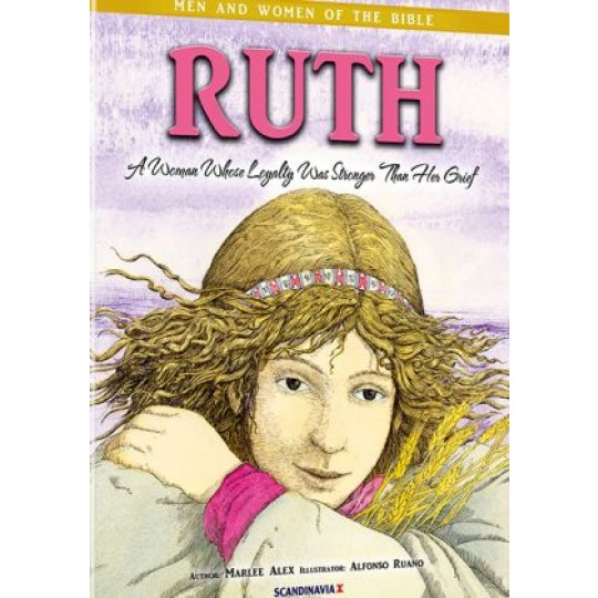 Ruth (Men and Women of the Bible series)