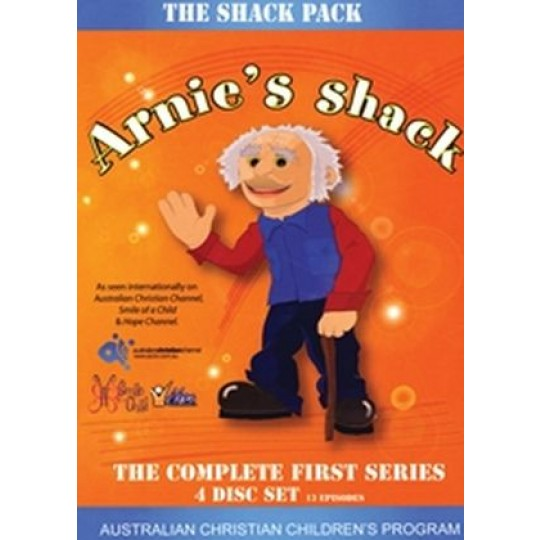 Arnie's Shack - Series 1 DVD