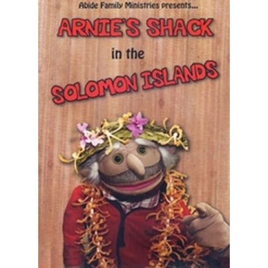 Arnie's Shack in the Solomon Islands DVD