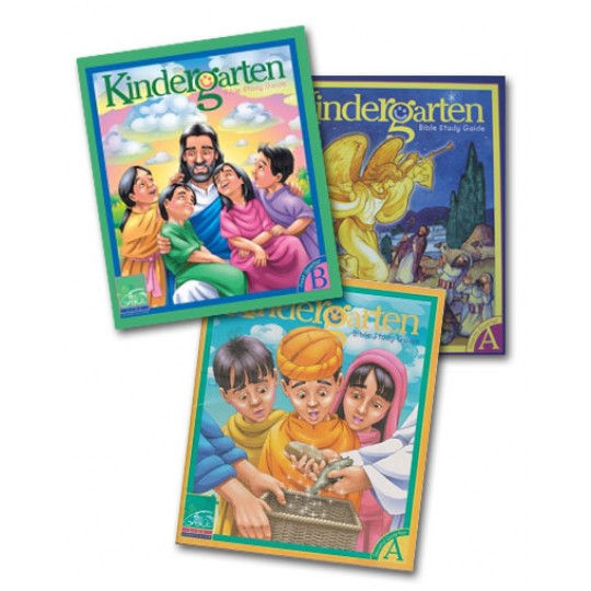 Kindergarten TEACHER Sabbath School Lesson Pamphlet