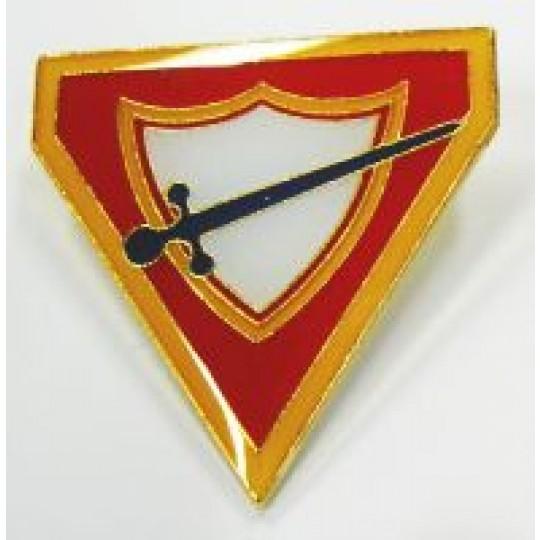 Pathfinder Triangle Badge - VIc Hat Badge